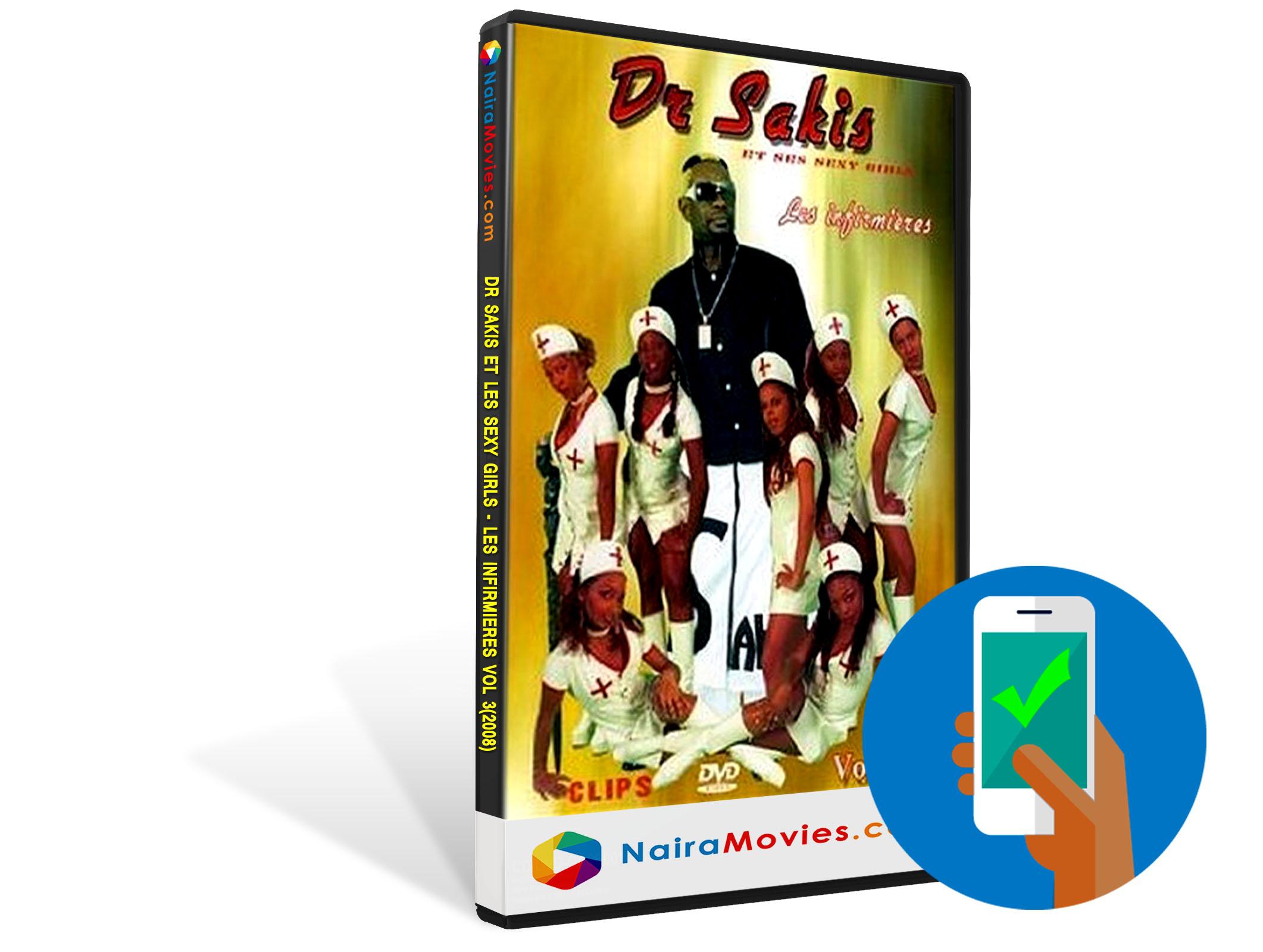 Dr Sakis Et Les Sexy Girls - Les Infirmieres Vol 3(2008)