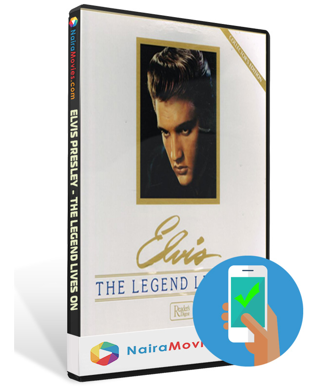 Elvis Presley - The Legend Lives On(1987)